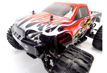 RC auto Monster Torche kompletní set 2,4Ghz