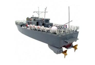 RC loď, Bitevní námořní loď