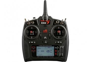 DX7 DSMX Spektrum pouze vysílač Mód 1-4