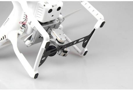 DJI - Phantom 3 - Ochrana gimbalu a kamery