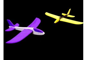 Nerozbitné letadélko Káně - MODRÉ