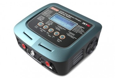 SKY RC D200 nabíječ 200+100W s páječkou 60W