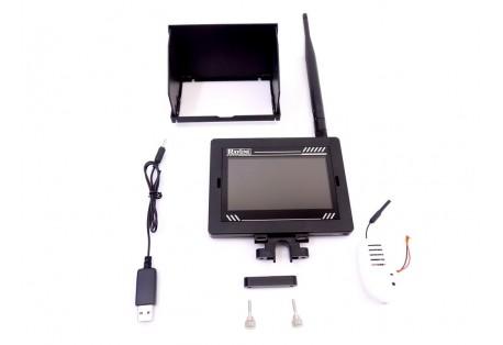 HD kamera s reálným přenosem Videa na Monitor