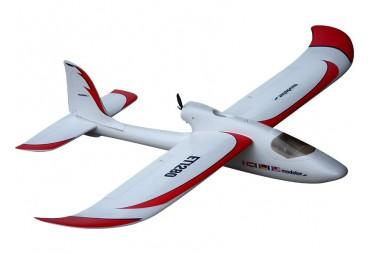 RC letadlo 1290 mm se střídavým motorem set Mod 1