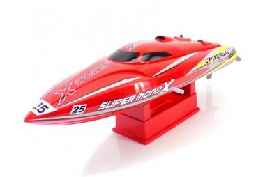 Rychlostní RC loď Super Mono X RTR Brushless