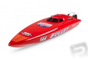 Bullet V2 rychlostní člun RTR 2.4GHz Brushless