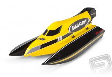 Mad Flow RC rychlostní člun ARTR Brushless