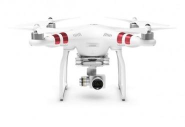 Drony - Kvadrokoptéry